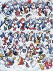 Snowfolks - 60pc Springbok Jigsaw Puzzle