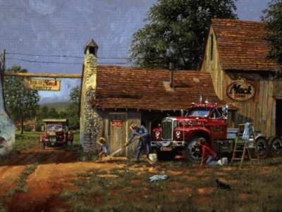This is Mac Country - 750pc Jigsaw Puzzle by Serendipity