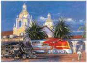 The New Warbonnet At San Diego - 1000pc Jigsaw Puzzle by Serendipity