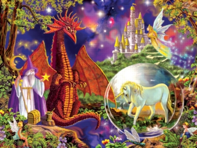 Serendipity Jigsaw Puzzles - Creature Of The Myth