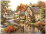 Serendipity Jigsaw Puzzles - Autumn's Blessing