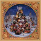O Kitten Tree(2) - 500pc Jigsaw Puzzle by Sunsout