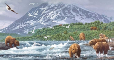 Absolute Alaska - 500pc Sunsout Jigsaw Puzzle