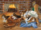 The Wranglers - 1000pc Jigsaw Puzzle by Sunsout