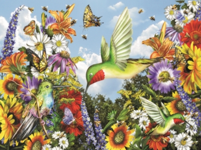 Save the Bees - 1000pc Jigsaw Puzzle by Sunsout