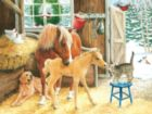 Making Friends - 500pc Jigsaw Puzzle by Sunsout