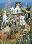 Garden Party - 1000pc Jigsaw Puzzle by Sunsout