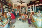 Soda Fountain - 1000pc Sunsout Jigsaw Puzzle