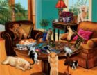 Puzzler's Helpers - 1000pc Large Format Jigsaw Puzzle by Sunsout