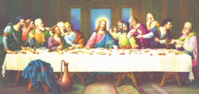 The Last Supper - 2000pc Sunsout Jigsaw Puzzle