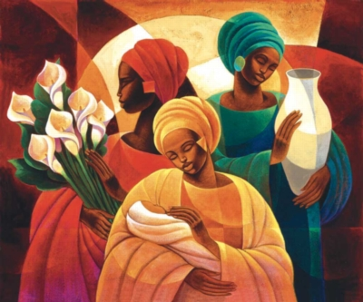 Keith Mallett: Caress