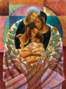 Keith Mallett: Tree of Life - 1000pc Jigsaw Puzzle by Sunsout