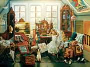 Attic Memories - 1000pc Sunsout Jigsaw Puzzle
