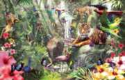 Jigsaw Puzzles - Asian Rainforest