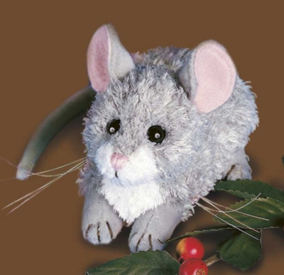 Kernel - 6'' Mouse By Douglas Cuddle Toys