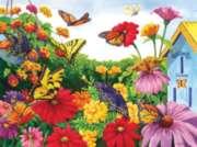 Jigsaw Puzzles - Butterfly Garden