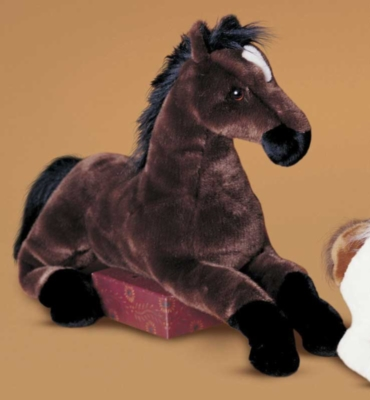 Zoe Bay - 27&quot; Horse By Douglas Cuddle Toys