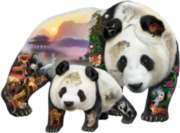 Shaped Jigsaw Puzzles - Panda Playground
