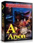 A is for Arson - 2 x 500pc TDC Mystery Jigsaw Puzzle