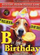 Puzzles for Adults - B is for Birthday