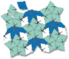 Squids & Rays Magnet Pack - 83pc Tessellation Puzzle
