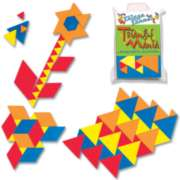 Tessellation Puzzles - Triangle Mania