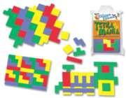 Tessellation Puzzles - Tetra Mania