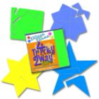4 Tricky 2 Way Star - Magnetic Tessellation Puzzle