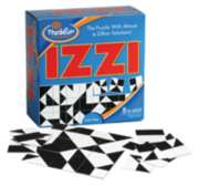 IZZI - Pattern Matching Puzzle
