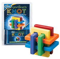 Gordian's Knot - Interlocking Puzzle