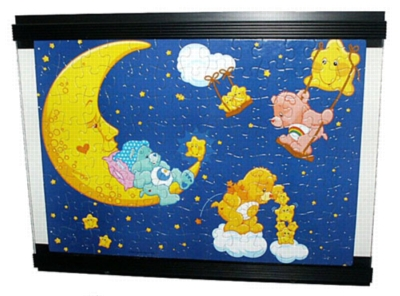 VersaFrame - Large Adjustable Jigsaw Frame (Landscape)