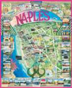 Naples, FL - 1000pc Jigsaw Puzzle by White Mountain