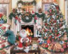 Cozy Christmas - 1000pc Jigsaw Puzzle By White Mountain