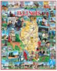 Illinois - 1000pc Jigsaw Puzzle By White Mountain