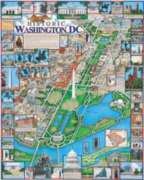 Washington, DC - 1000pc Jigsaw Puzzle By White Mountain