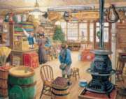The Olde General Store - 1000pc Jigsaw Puzzle by White Mountain