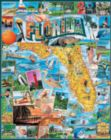 Florida - 1000pc Jigsaw Puzzle By White Mountain
