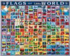 Flags of the World - 1000pc Jigsaw Puzzle By White Mountain
