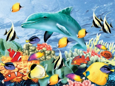 Jigsaw Puzzles - Something Fishy