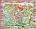 Portsmouth, NH & Kittery, ME - 1000pc Jigsaw Puzzle by White Mountain