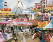 Jigsaw Puzzles - Country Fair
