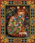 Tapestry Cats - 1000pc Jigsaw Puzzle by White Mountain