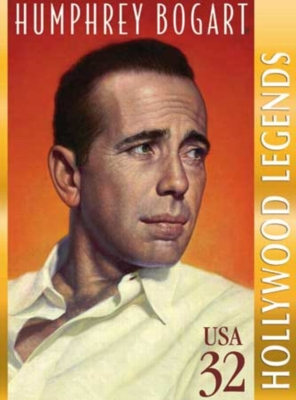Humphrey Bogart - 1000pc Jigsaw Puzzle by White Mountain