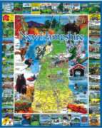 Jigsaw Puzzles - Best of New Hampshire