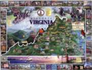 Hard Jigsaw Puzzles - Historic Virginia