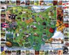 Best of Ohio - 1000pc Jigsaw Puzzle by White Mountain