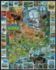 Best of Maine - 1000pc Jigsaw Puzzle By White Mountain