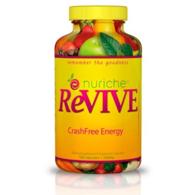 Nuriche ReVIVE - 180 ct. Capsules Bottle