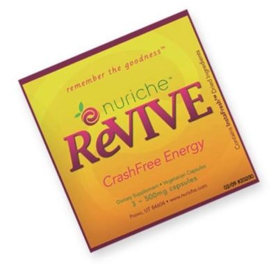 Nuriche ReVIVE - 3 ct. Capsules Packet