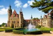 Jigsaw Puzzles - Moszna Castle, Poland